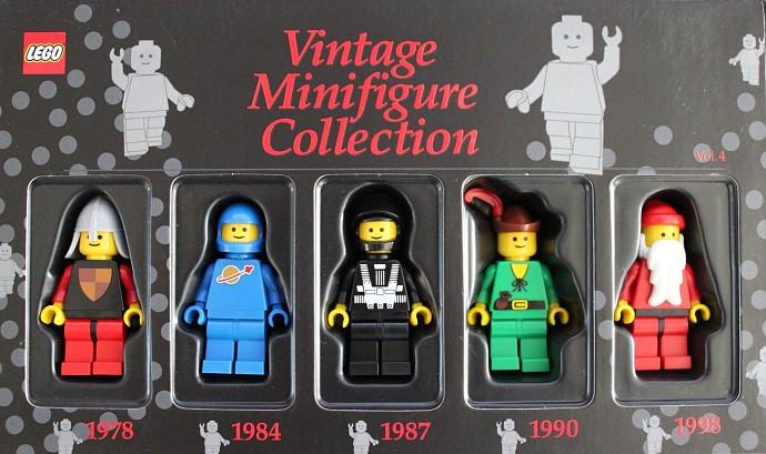 5000440 1 Vintage Minifigure Collection Vol 4 TRU