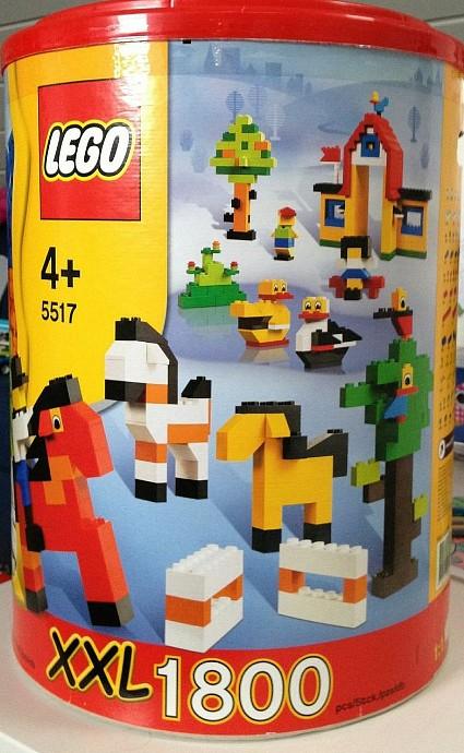 5517 1 XXL 1800 Brickset LEGO Set Guide And Database