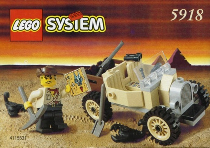 5918 1 Scorpion Tracker Brickset LEGO Set Guide And