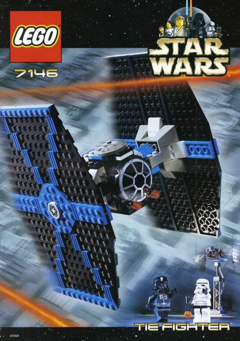 Image result for tie fighter lego 2001