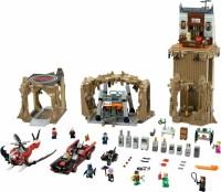 Review: 76052 Batcave, part 1 | Brickset: LEGO set guide ...