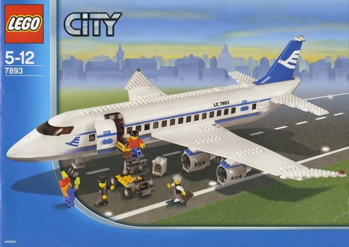 7893 1 passenger plane