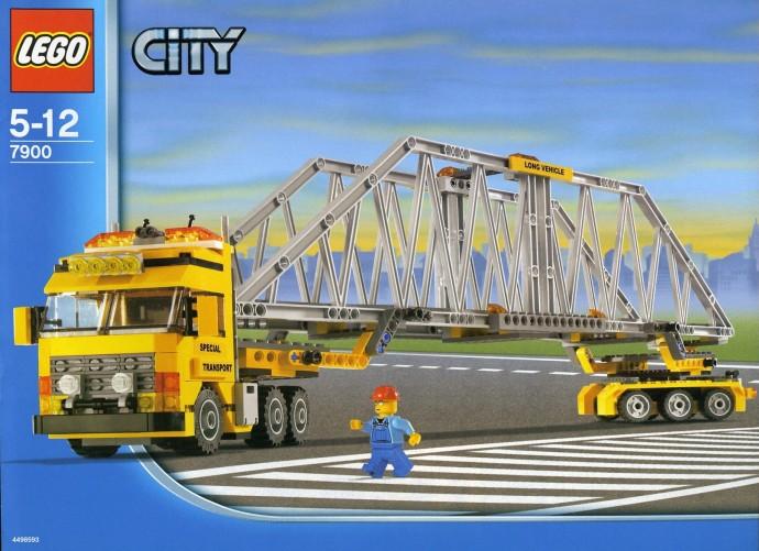7900 1 Heavy Loader Brickset LEGO Set Guide And Database