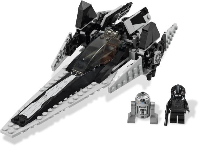 7915 1 Imperial V Wing Starfighter Brickset LEGO Set