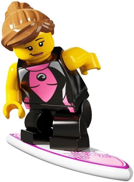 8804 5 Surfer Girl Brickset LEGO Set Guide And Database