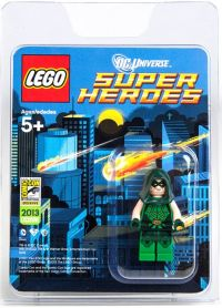 Tagged 'Green Arrow' | Brickset: LEGO set guide and database