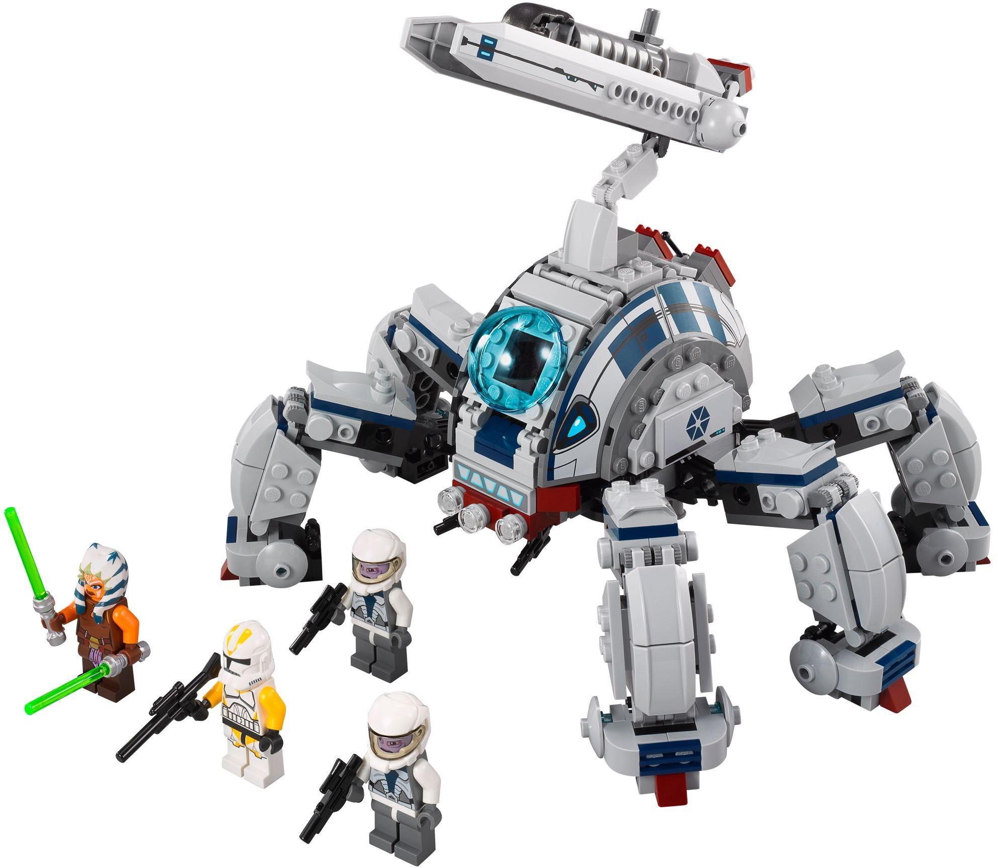 Star Wars Tagged Umbaran Soldier Brickset Lego Set