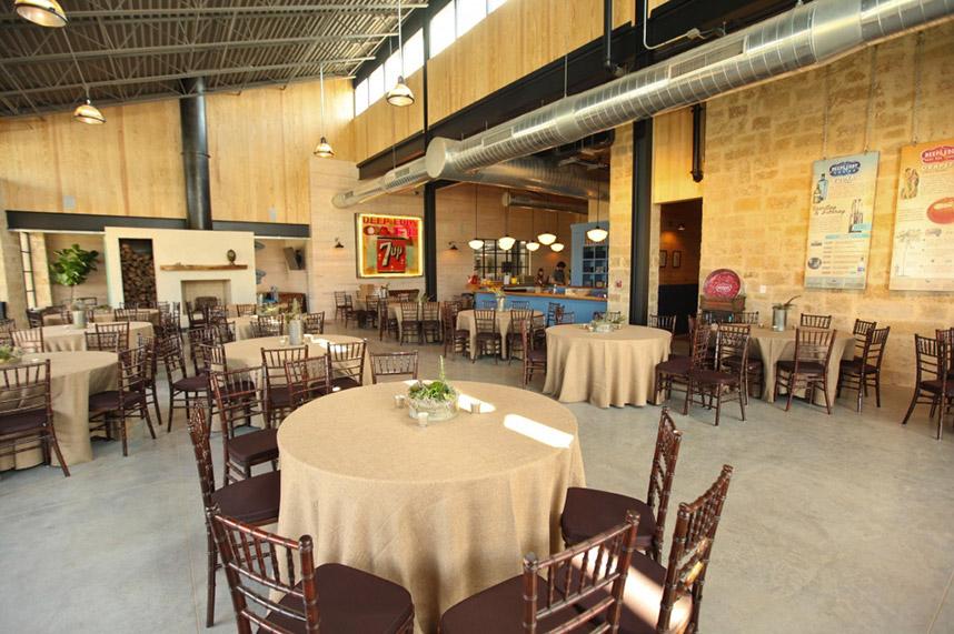 Wedding Venue Deep Eddy Vodka Distillery