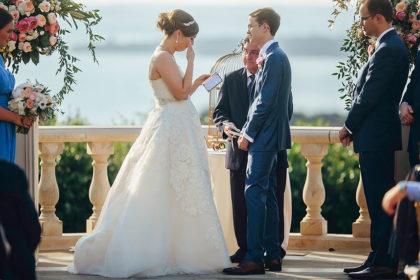 Meredith Demack and Michael Cohens Elegant Austin Wedding
