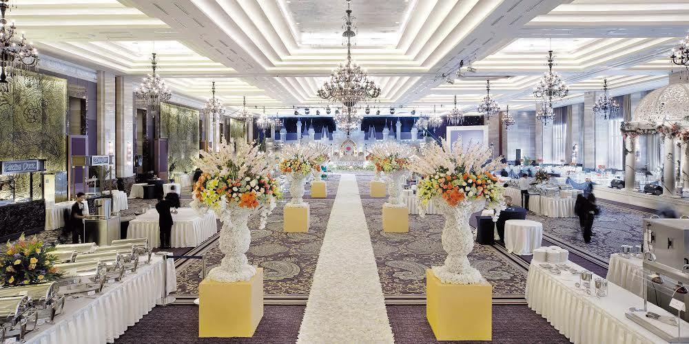 Hotel Indonesia Kempinski Jakarta Wedding Venue In