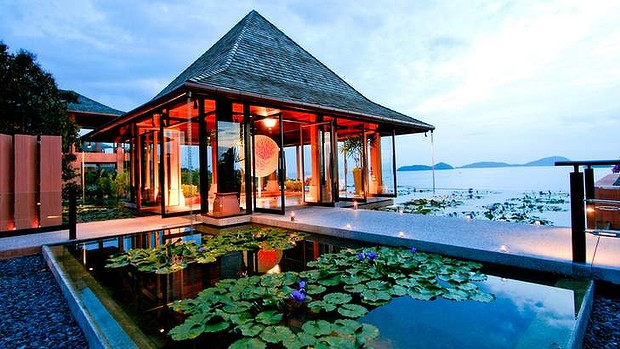 Standout: Sri Panwa, an elegant hideaway in Phuket, is a favourite of celebrities and anyone else with a taste for luxury.