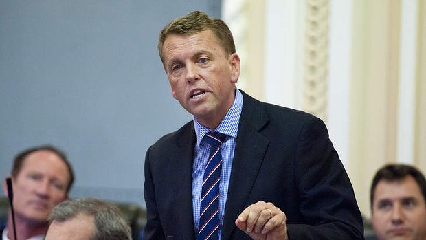 Transport Minister Scott Emerson has knocked back Ipswich Road funding commitments from both sides of federal politics.