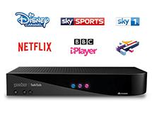 TalkTalk TV Deals 2019  Compare Packages
