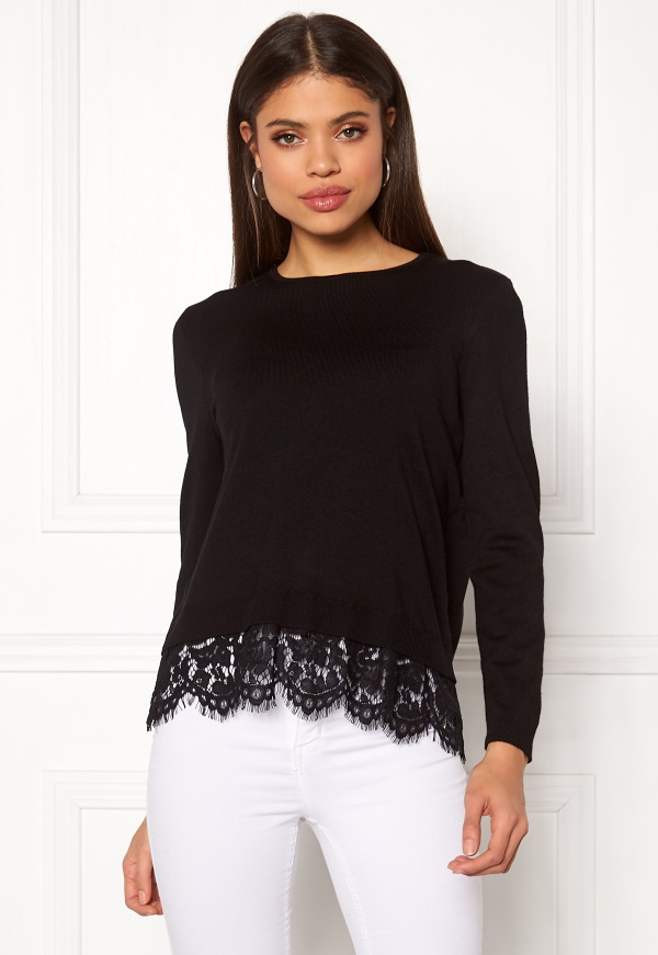 Pretty lace pullover from Only