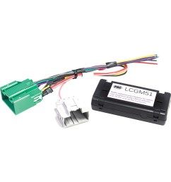 pac radio replacement interface for non amplified 29 bit gm lan v2 vehicles with [ 1008 x 1008 Pixel ]