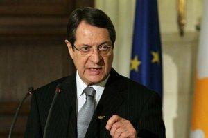Ο Έλληνας ηγέτης Αναστασιάδης ισχυρίζεται έτοιμος για λύση δύο κρατών – παγκόσμια νέα