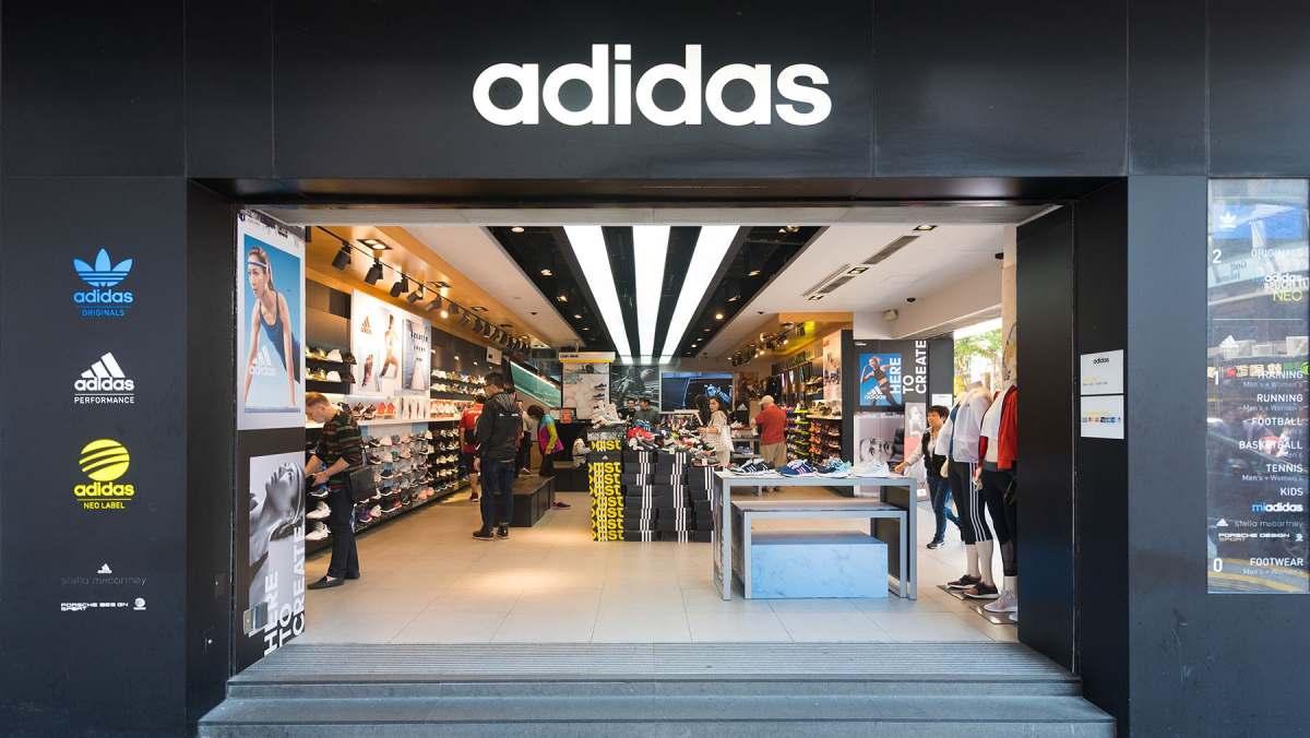 Adidas store | Source: Shutterstock
