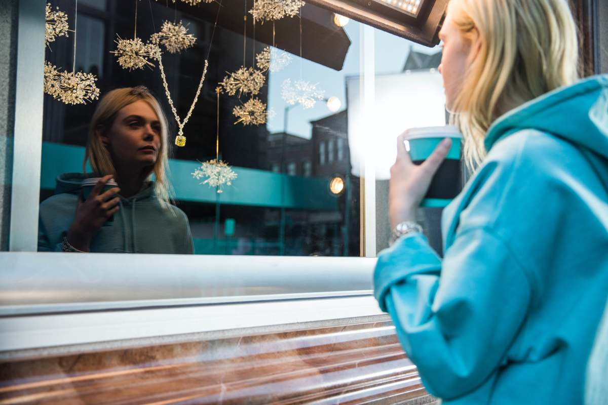 Elle Fanning for Tiffany & Co. 2018 campaign