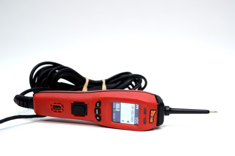 Power Probe 4 Voltmeter Diagnostic Electrical Circuit Tester Asis