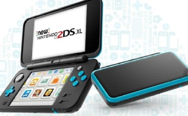 Nintendo New 2ds Xl Handheld Jan 001 American Gold