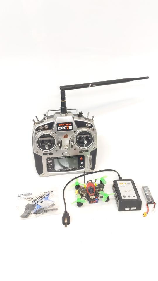 Spektrum DX7S R/C Radio Controlled Transmitter with Mini