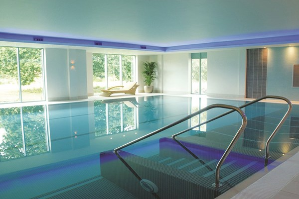 Exclusive Spa Day For Two At De Vere Cotswold Water Park Hotel From Buyagift