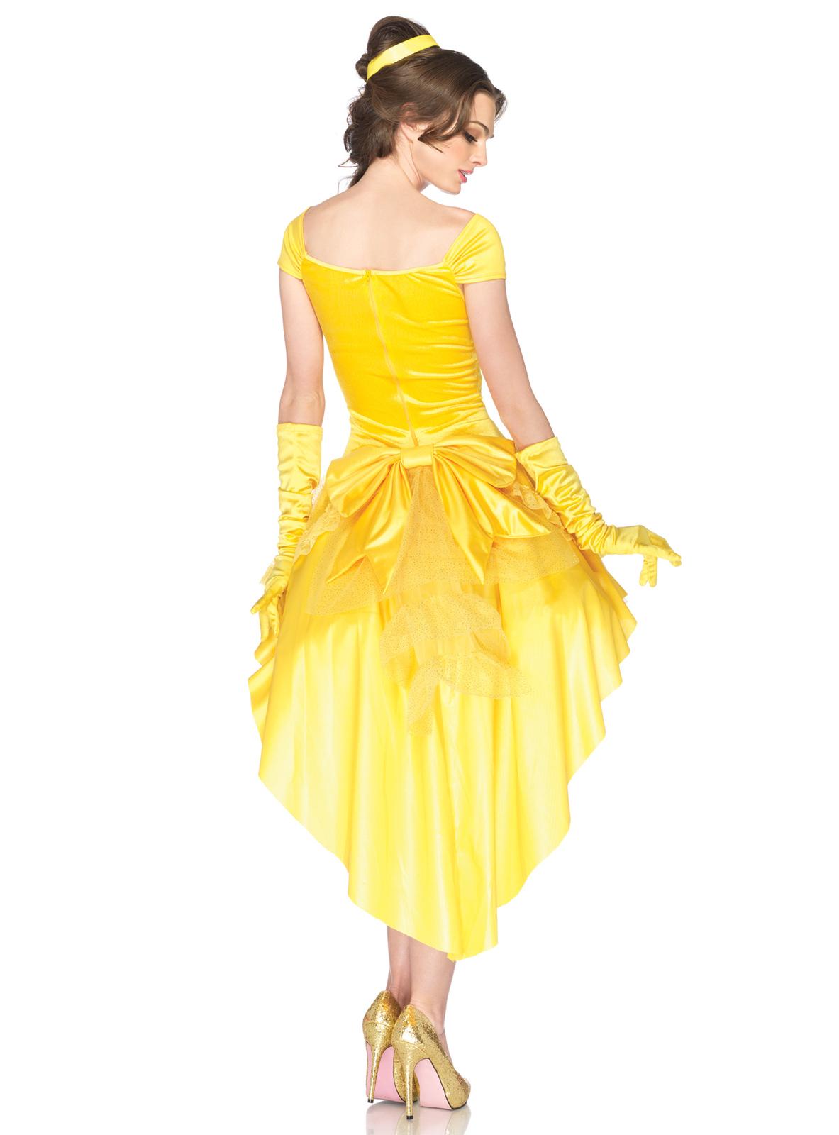 Disney Princess Belle Costume Adult