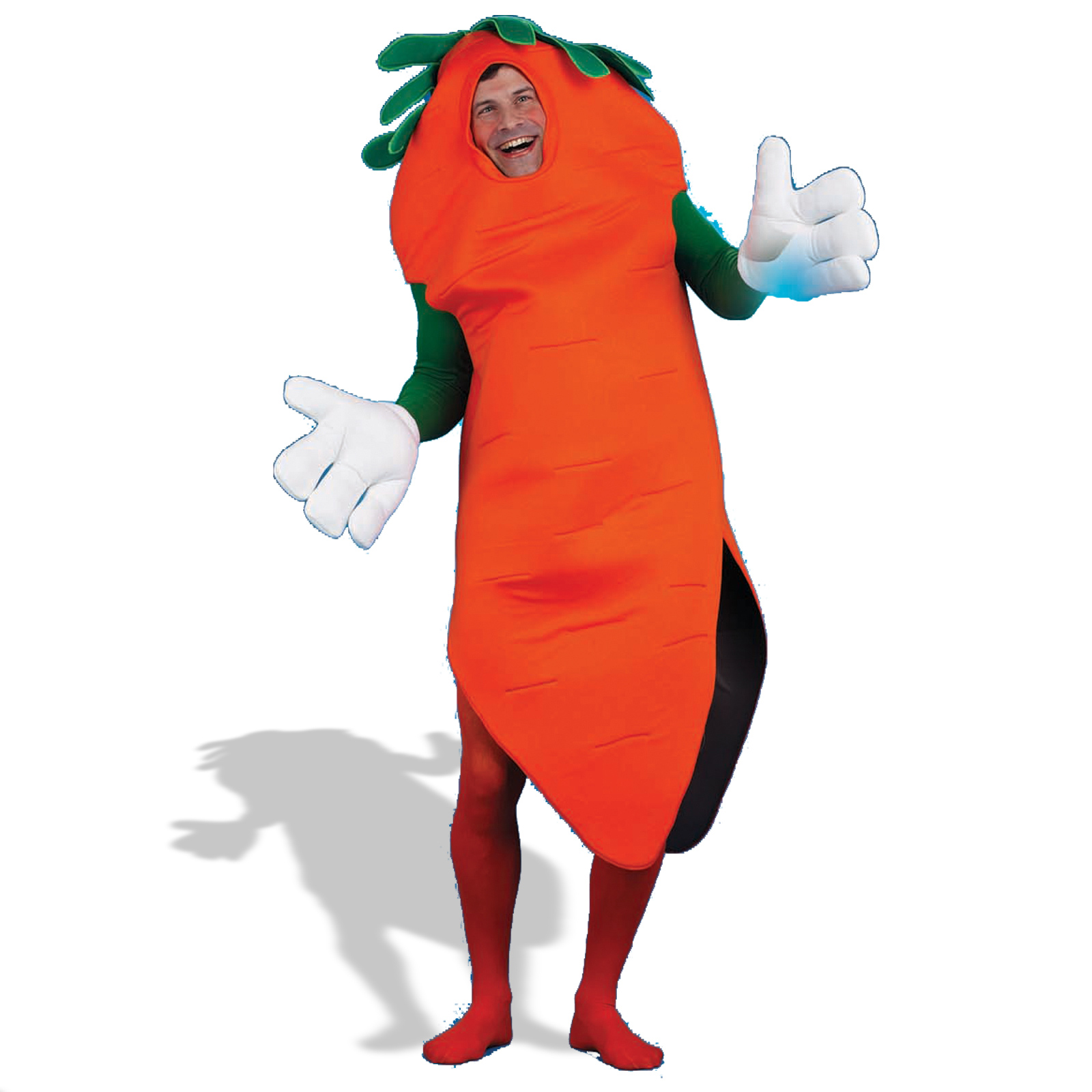 In Britain, it is acceptable to dress as a carrot at funerals