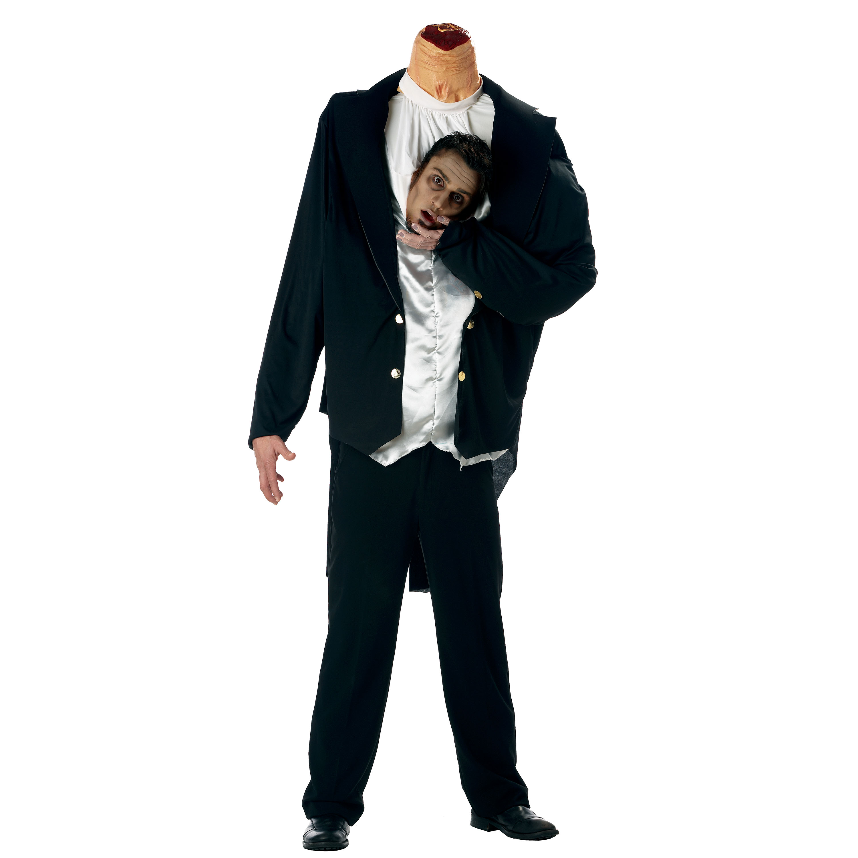 Haunted Hotel-headless Ghost Adult Costume