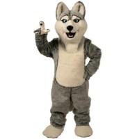 Husky Dog Adult Mascot Costume | BuyCostumes.com