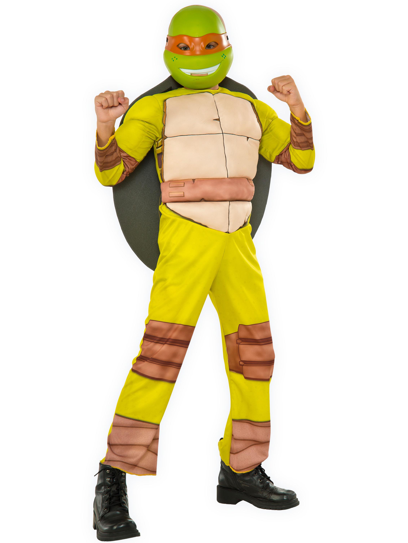 Tmnt Deluxe Michelangelo Costume