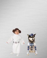 Princess Leia Star Wars Costumes