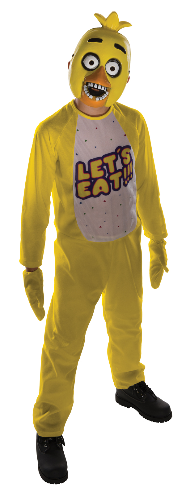 Department costume themes five nights at freddys chica child costume