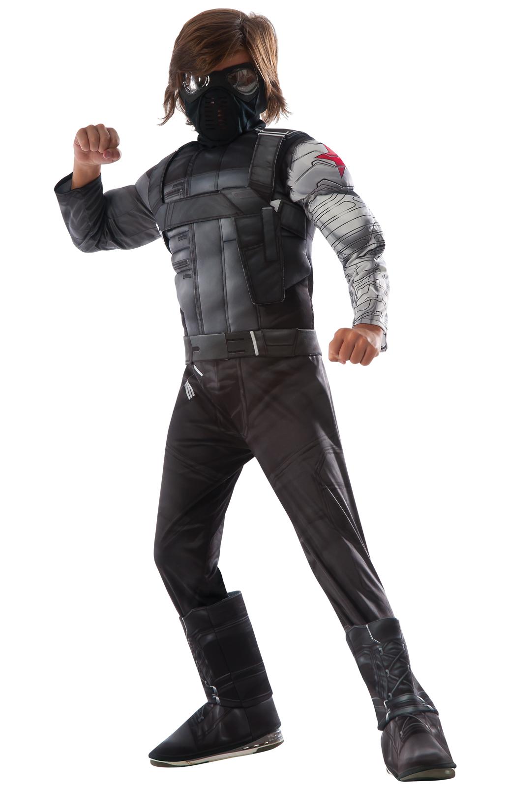 Civil War Winter Soldier Costume