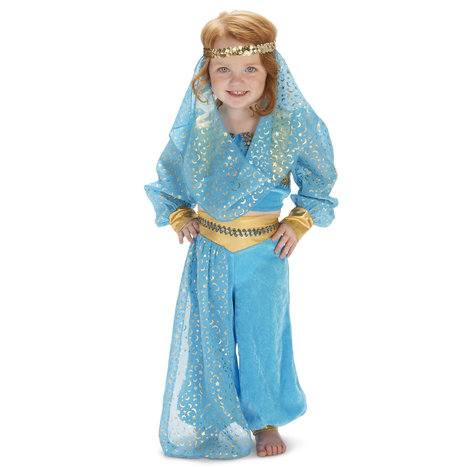 Mystic Genie Toddler Costume