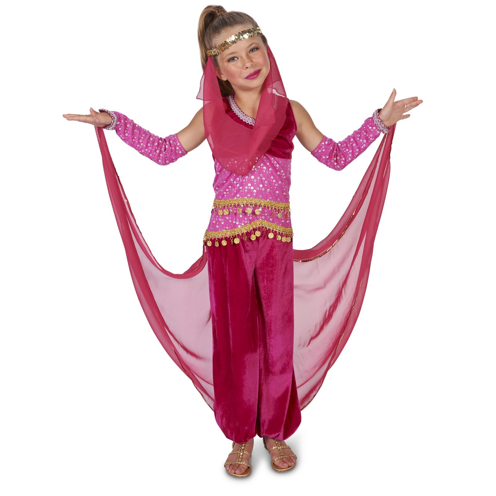 Pink Genie Child Costume