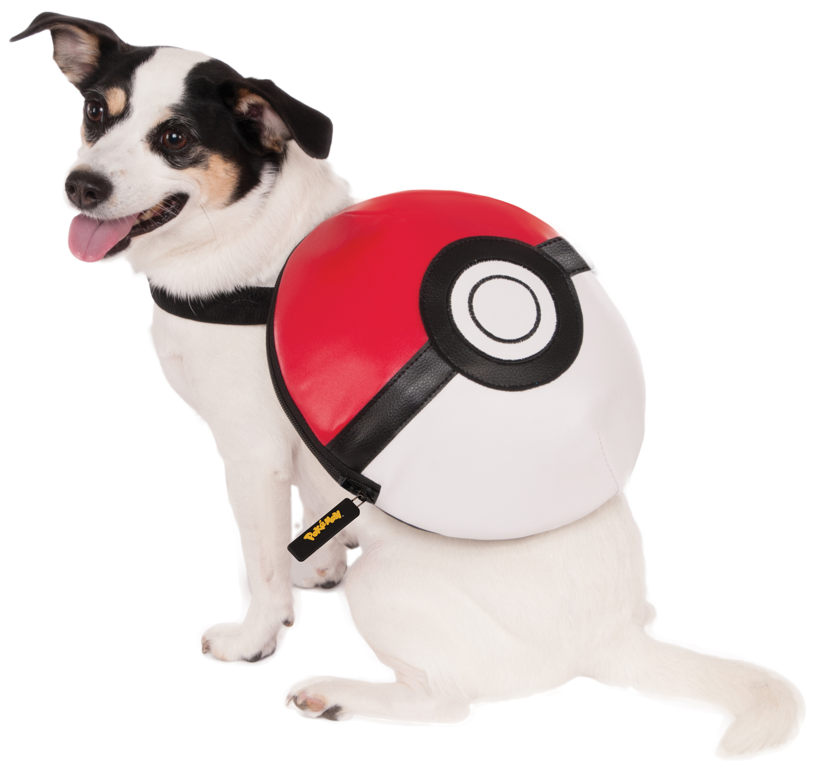 Pokemon Pokeball Backpack Pet Costume