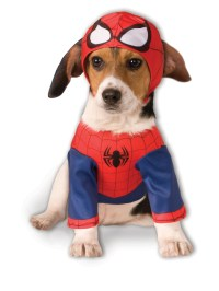 Spider-Man Costume For Pets | BuyCostumes.com