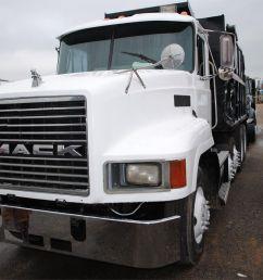 1996 mack ch613 dump trucks [ 1280 x 856 Pixel ]