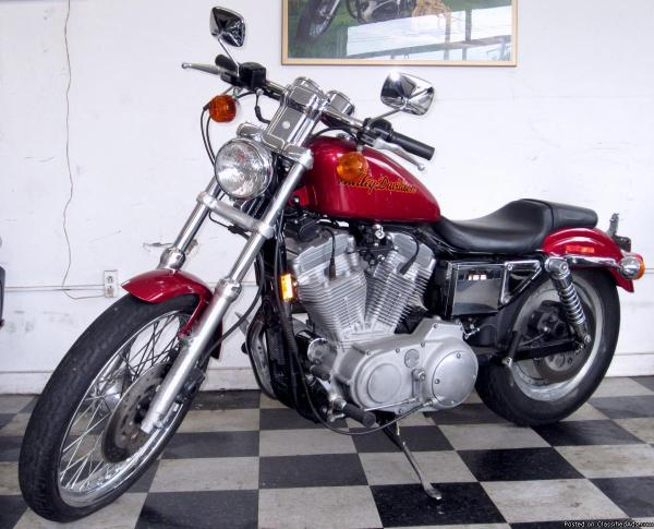 Harley-davidson Sportster In Connecticut Used