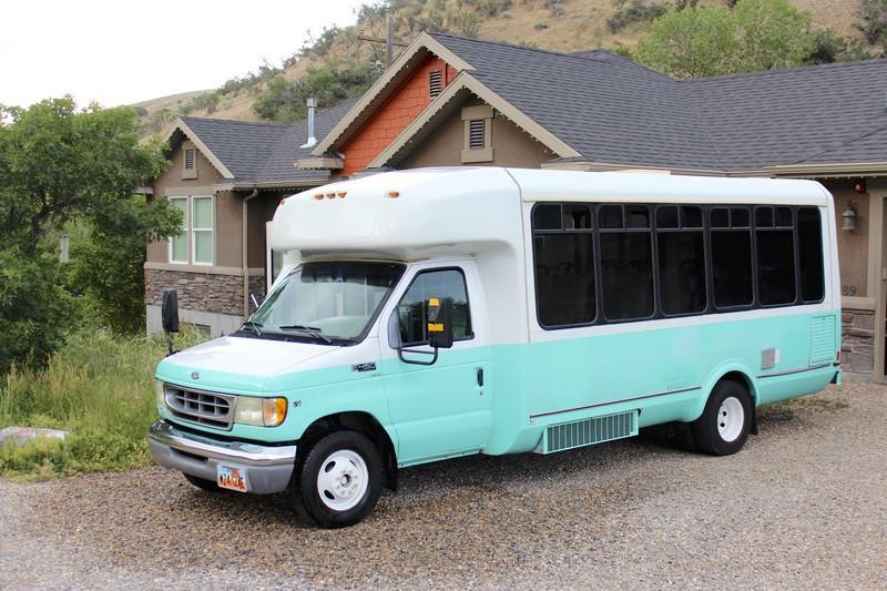 92 Ford E 150 Cargo Van