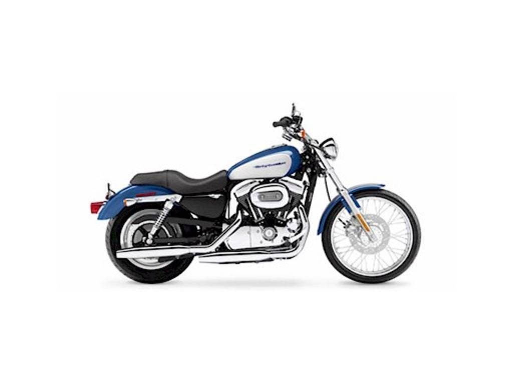 2005 Harley-davidson Sportster 1200 Custom For Sale 13