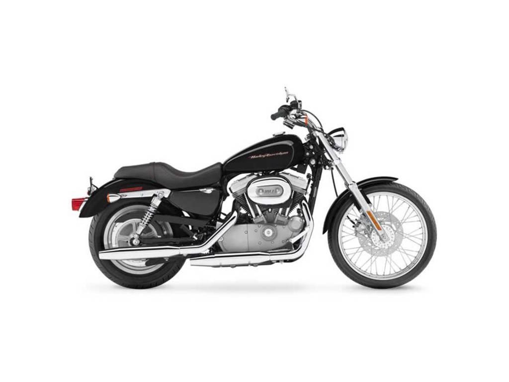 2006 Harley-davidson Sportster 883 Custom For Sale 85 Used