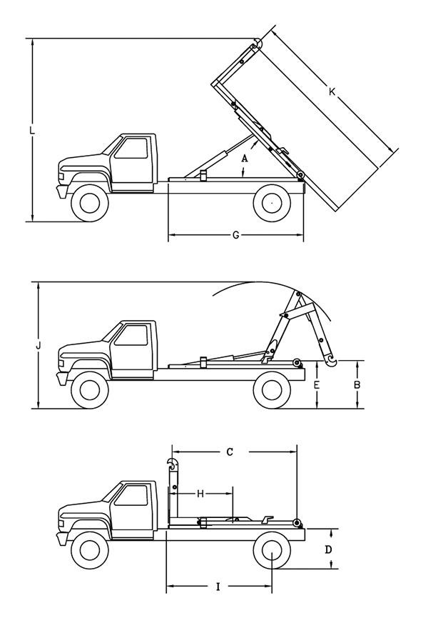 Ford Hooklift Trucks For Sale Used Trucks On Buysellsearch