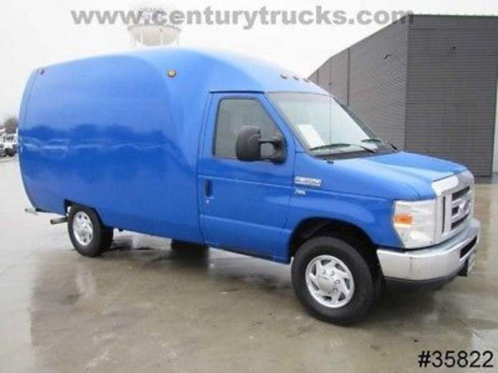 medium resolution of 2013 ford e350 box trucks cargo vans