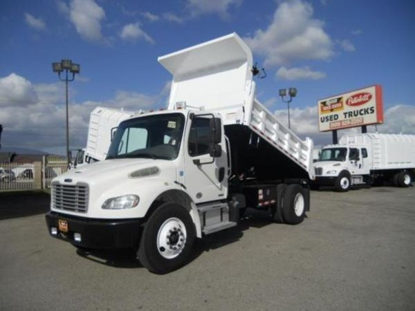 2012 Freightliner Business Class M2 106 Fontana Ca - Year of