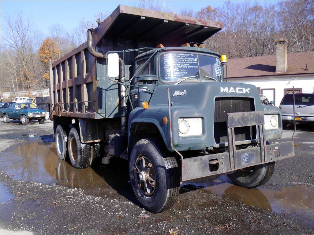 hight resolution of images of mack dump truck for sale in new york