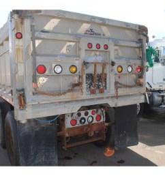 2002 mack rd688s dump truck [ 1284 x 962 Pixel ]