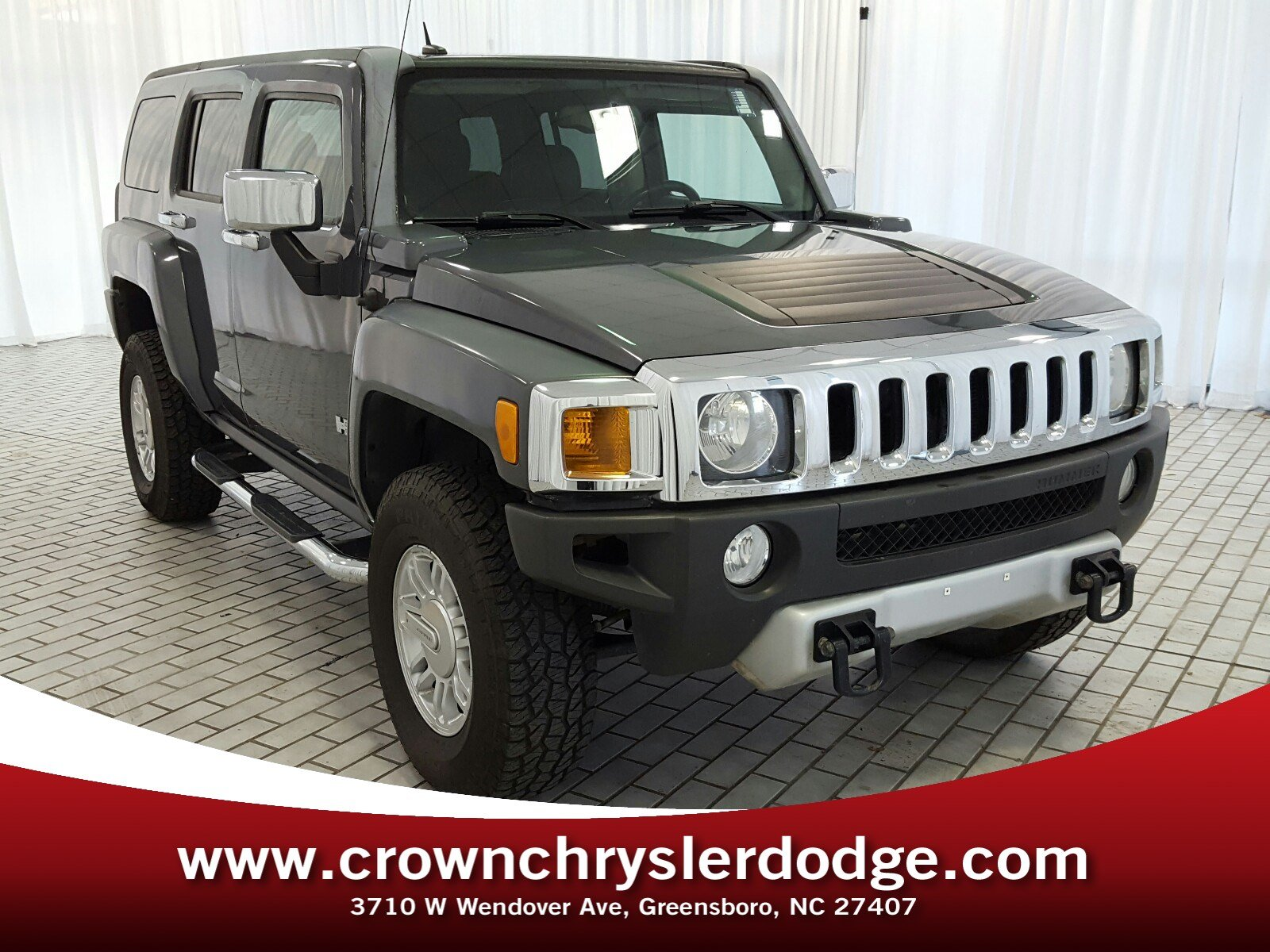 Grey Hummer H3 For Sale ▷ Used Cars Buysellsearch