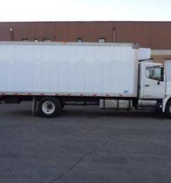 2012 hino 268 box trucks cargo vans [ 1280 x 960 Pixel ]